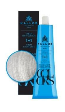 Kallos Colors vopsea cremă 1X
