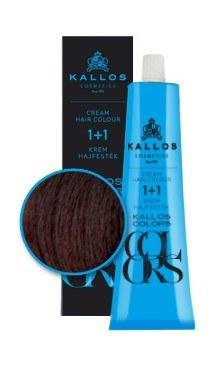 Kallos Colors vopsea cremă 6M