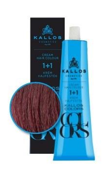 Kallos Colors vopsea cremă 6V