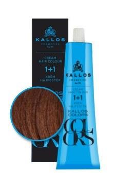 Kallos Colors vopsea cremă 7R