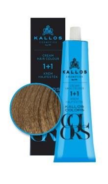 Kallos Colors vopsea cremă 8C