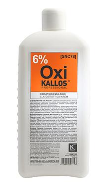 Kallos Emulsie Oxidantă Parfumată, 6%