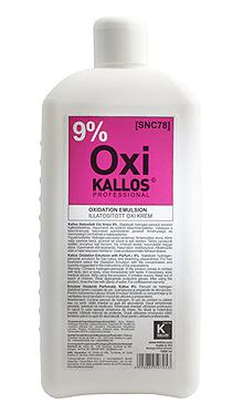 Kallos Emulsie Oxidantă Parfumată, 9%