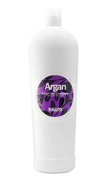 Kallos Balsam pentru stralucirea parului vopsit cu parfum de ulei de argan