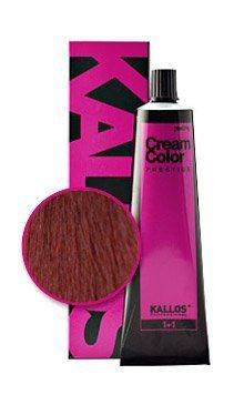 Vopsea cremă Kallos Colors Prestige 6.64
