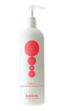 Kallos Kjmn Cremă de Duş Hidratantă cu parfum de argan