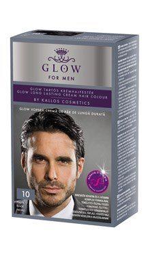 Kallos Glow vopsea cremă de păr de durată 10
