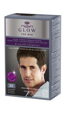 Kallos Glow vopsea cremă de păr de durată 50