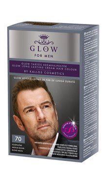 Kallos Glow vopsea cremă de păr de durată 70
