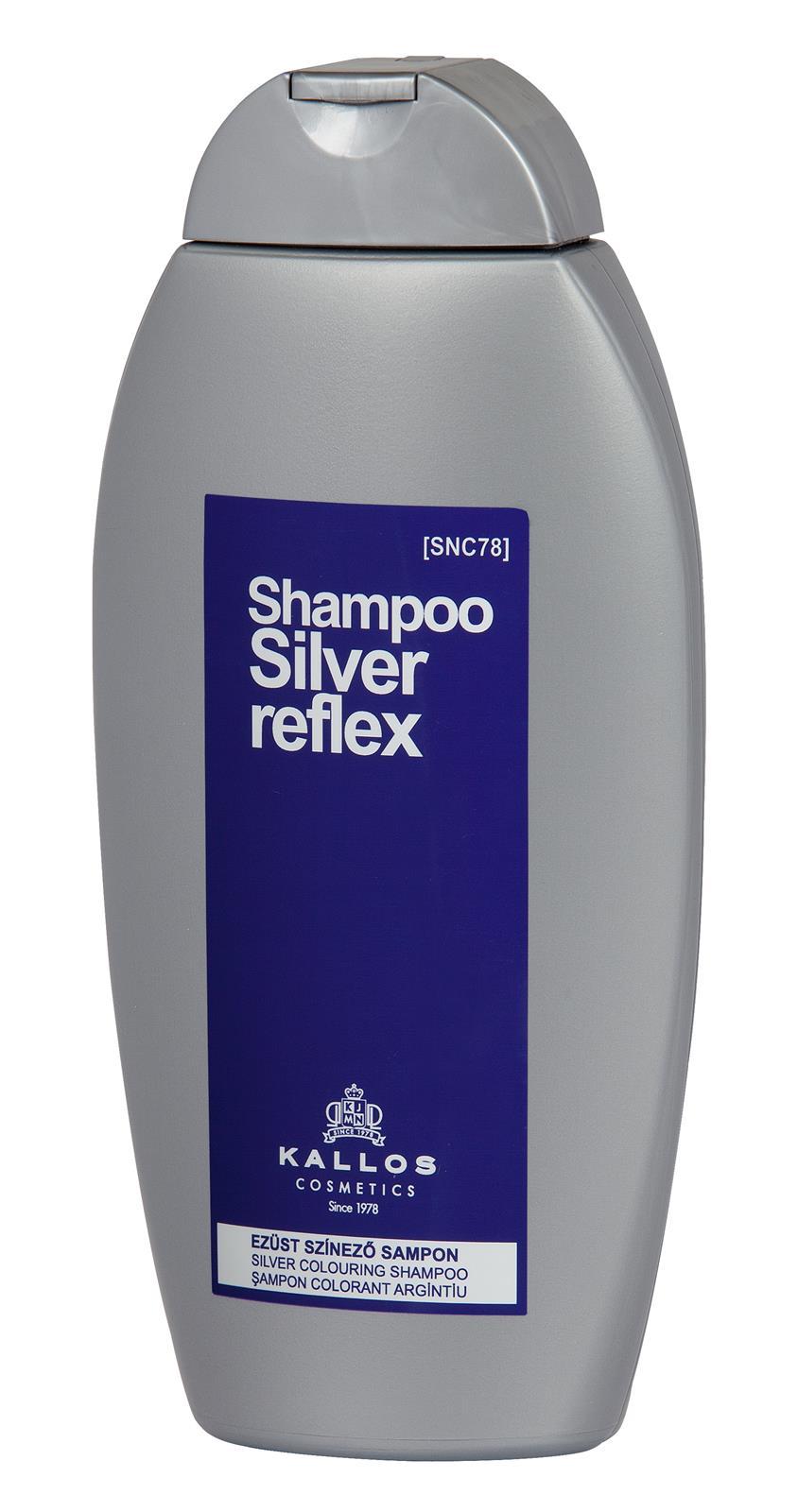 Šampon Silver Reflex kallos