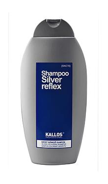 Kallos șampon Colorant Argintiu E Cosmetix