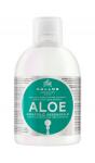 Kallos KJMN Sampon de par hidratant, regenerant cu extract de Aloe Vera