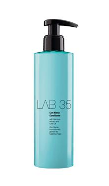 Kallos LAB35 Curl Mania, balsam pentru par cret si ondulat