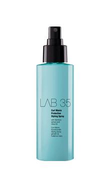 Kallos LAB35 Curl Mania, styling spray pentru par cret si ondulat