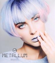 Vopsea de păr semi-permanantă Metallum
